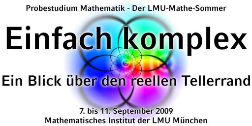 Probestudium Mathematik - der LMU-Mathe-Sommer